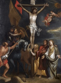la crucifixion by flemish school (17)
