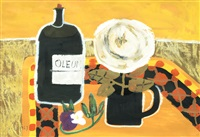 the white rose by mary fedden