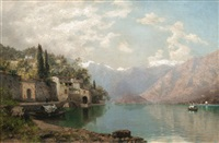 bellagio by lake como by robert schultze