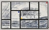 boceto para paisaje (entre rembrandt y mondrian) by boris viskin
