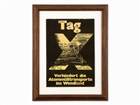 tag x by joseph beuys