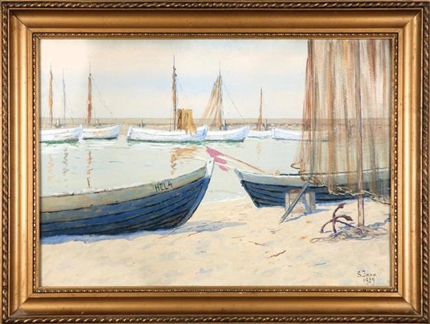 port w helu by soter jaxa malachowski
