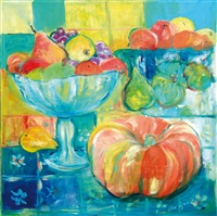 früchtestilleben by erika grossenbacher
