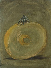 l'homme au cercle by bernard quesniaux