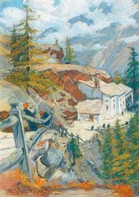 kapelle zur hohen stiege by maurice rodieux