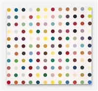aldosterone 18, 21-diacetate-3-(0-carboxymethyl) oxime: bsa by damien hirst