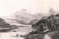 on the llrigwy, n. wales by clarence roe