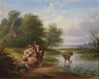 fishing for minnows by john anthony puller