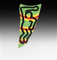 o.t by keith haring