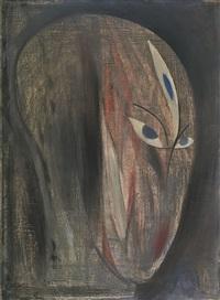 grey head (edá hlava) by vaclav zykmund