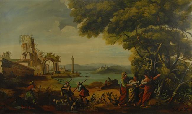 panorama lasiale by arnaldo ariano