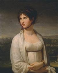 portrait présumé de joséphine bonaparte by andrea appiani