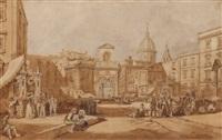 porta capuana by achille vianelli