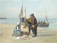 sorting the catch by julien gustave gagliardini
