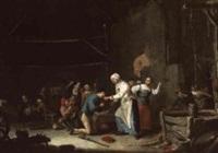 les hommes rosses par les femmes by hendrik (h.) de valk