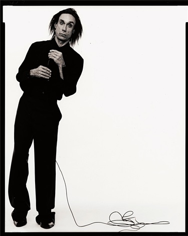 iggy pop luomo vogue new york by michel comte