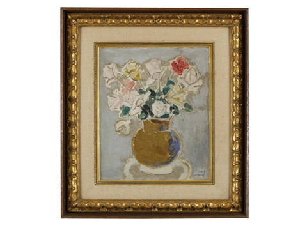flower vase by chikuma suzuki