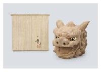lion head by ichimu yokoyama