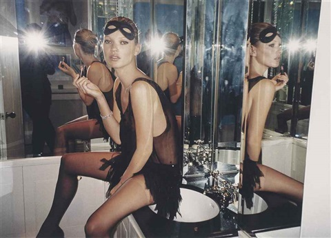 kate moss london by mario testino