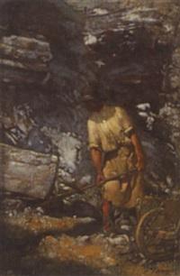 the stonemason by victor mongodin