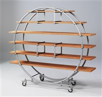 saturn shelf wheel from the cosmo project by b.r.a.n.d. gruppe