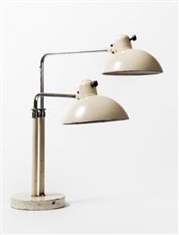 lampe à double cache-ampoule modèle idell 6580 by christian dell