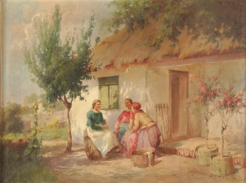 a summer idyll by agoston acs
