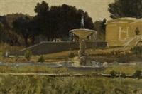 roma, il casino del muro torto a villa borghese by max roeder