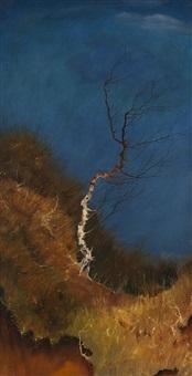 sandgrube im erzgebirge by franz lenk