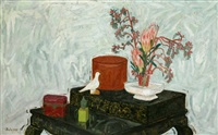 japanese still life by fred jessup