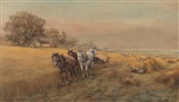 haying by frank f. english