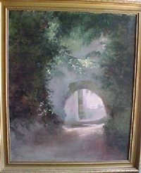 shaded archway by elizabeth wentworth roberts