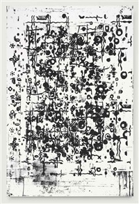 untitled (p297) by christopher wool