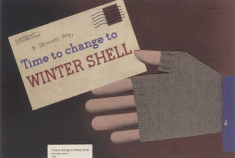 time to change to winter shell by tom eckersley eric lombers