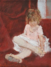 ballet shoes by rowland davidson
