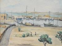port de pêche à sfax, tunisie by natacha markov