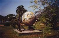 el jardín del mundo (the garden of the world) by gabriel orozco