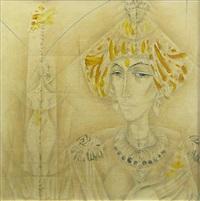 feminine geometries by aurel acasandrei