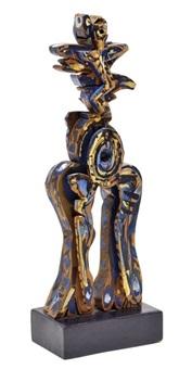 saxofonista by jazzamoart