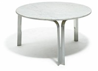 circular dining table by jean jacques baruel