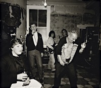 friday night, backroom 4, the commercial, south bank, middleborough by graham smith