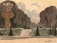 le jardin du luxembourg by max jacob