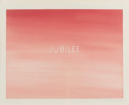 jubilee by ed ruscha