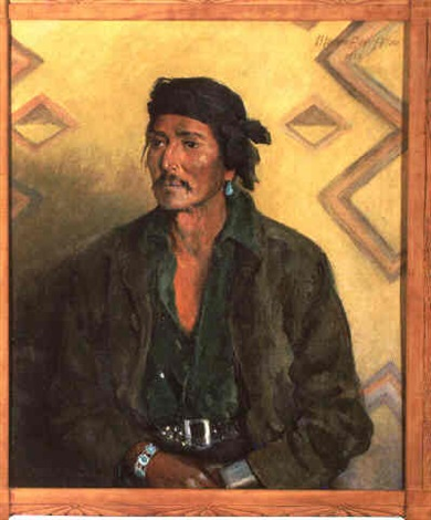 hoteen isosie navajo by marion boyd allen