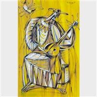le musicien by jean-philippe dallaire