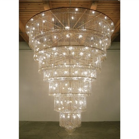 chandelier by ai weiwei