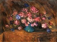 flower vase by ludwig blum