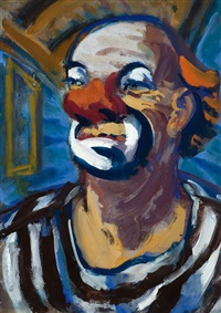 clown by herbert fiedler