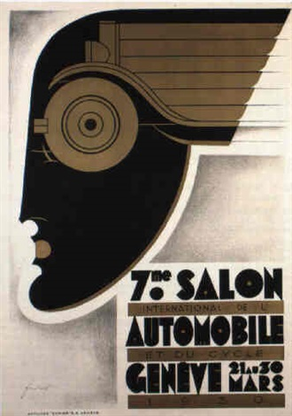 7me salon automobile genève by noel fontanet