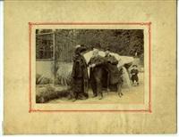 auguste rodin et la duze, le 22 avril 1905 by paul marsan dornac